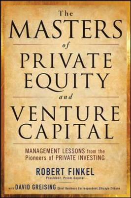 Masters of Private Equity and Venture Capital (BOK)