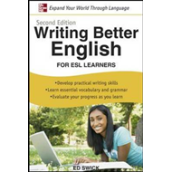 Writing Better English for ESL Learners (BOK)