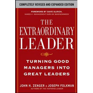 Extraordinary Leader:  Turning Good Managers into Great Lead (BOK)