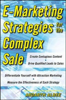 eMarketing Strategies for the Complex Sale (BOK)