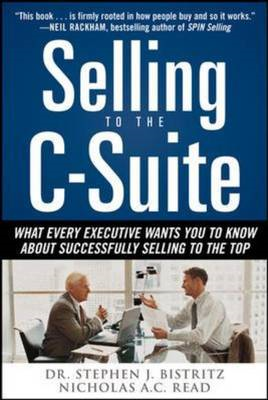 Selling to the C-Suite (BOK)