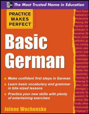 Practice Makes Perfect Basic German (BOK)