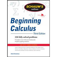 Schaum's Outline of Beginning Calculus (BOK)