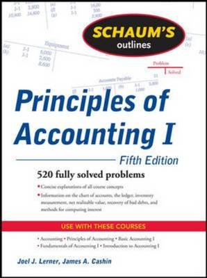 Schaum's Outline of Bookkeeping and Accounting (BOK)