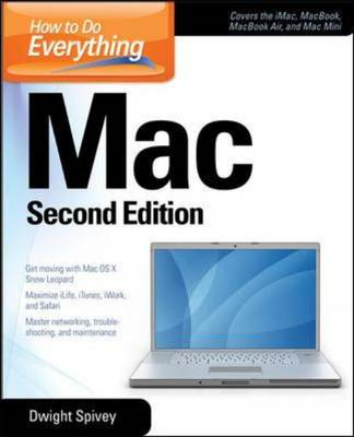 How to Do Everything Mac (BOK)