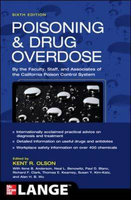 Poisoning and Drug Overdose,  Sixth Edition (BOK)