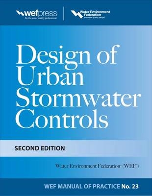 Design of Urban Stormwater Controls, MOP 23 (BOK)