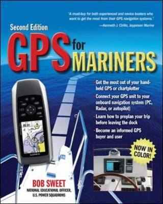 GPS for Mariners: A Guide for the Recreational Boater (BOK)
