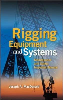 Rigging Equipment: Maintenance and Safety Inspection Manual (BOK)