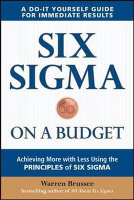 Six Sigma on a Budget: Achieving More with Less Using the Principles of Six Sigma (BOK)