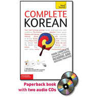 Complete Korean with Two Audio CDs: A Teach Yourself Guide (BOK)