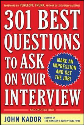 301 Best Questions to Ask on Your Interview (BOK)