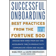 Successful Onboarding: Strategies to Unlock Hidden Value within Your Organization (BOK)