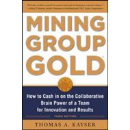 Mining Group Gold: How to Cash in on the Collaborative Brain Power of a Team for Innovation and Resu (BOK)