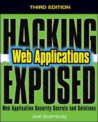 Hacking Exposed Web Applications (BOK)