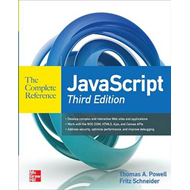 JavaScript the Complete Reference (BOK)