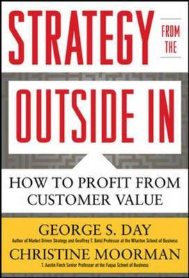 Strategy from the Outside in: Profiting from Customer Value (BOK)