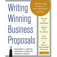 Writing Winning Business Proposals: Your Guide to Sealing the Deal, from Concept to Approval (BOK)