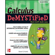 Calculus Demystified (BOK)