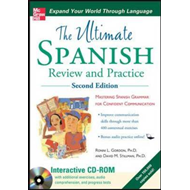 Ultimate Spanish Review and Practice (BOK)