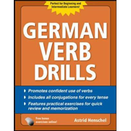 German Verb Drills (BOK)