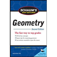 Schaum's Easy Outline of Geometry, Second Edition (BOK)