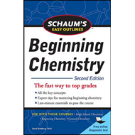 Schaum's Easy Outline of Beginning Chemistry (BOK)