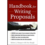 Handbook For Writing Proposals (BOK)