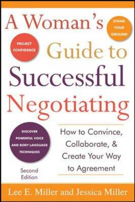 A Woman's Guide to Successful Negotiating (BOK)