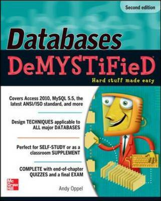 Databases DeMYSTiFieD (BOK)