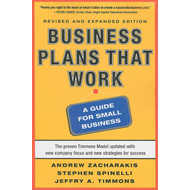 Business Plans that Work: A Guide for Small Business (BOK)