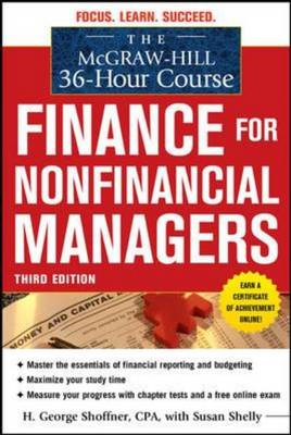 McGraw-Hill 36-Hour Course: Finance for Non-Financial Manage (BOK)