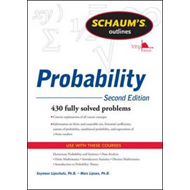 Schaum's Outline of Probability, Second Edition (BOK)