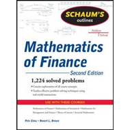 Schaum's Outline of Mathematics of Finance (BOK)