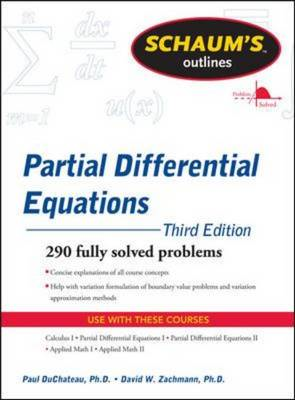 Schaum's Outline of Partial Differential Equations (BOK)