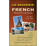 Le Souvenir French Phrasebook and Journal (BOK)