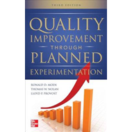 Quality Improvement Through Planned Experimentation (BOK)