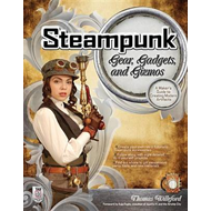 Steampunk Gear, Gadgets, and Gizmos: A Maker's Guide to Crea (BOK)