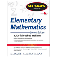 Schaums Outline of Review of Elementary Mathematics (BOK)