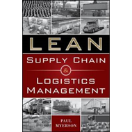 Lean Supply Chain and Logistics Management (BOK)