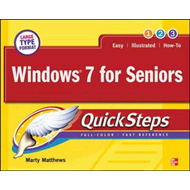 Windows 7 for Seniors QuickSteps (BOK)