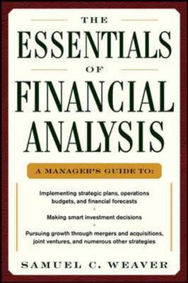 The Essentials of Financial Analysis (BOK)