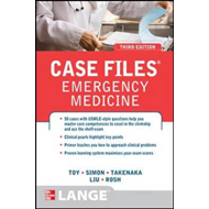 Case Files Emergency Medicine (BOK)