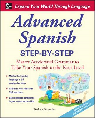 Advanced Spanish Step-by-Step (BOK)