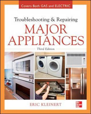 Troubleshooting and Repairing Major Appliances (BOK)