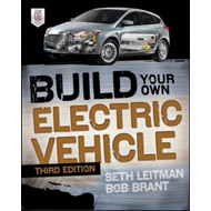 Build Your Own Electric Vehicle, Third Edition (BOK)