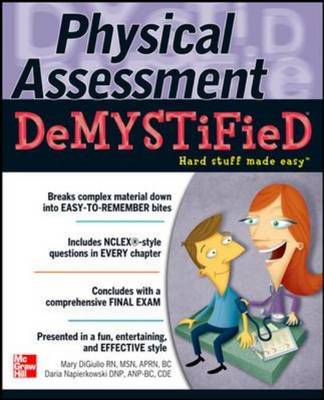Health Assessment Demystified (BOK)
