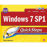 Windows 7 SP1 QuickSteps (BOK)