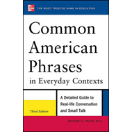 Common American Phrases in Everyday Contexts (BOK)