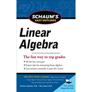 Schaums Easy Outline of Linear Algebra Revised (BOK)